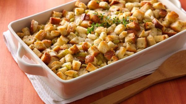Boise Bistro Homemade Stuffing